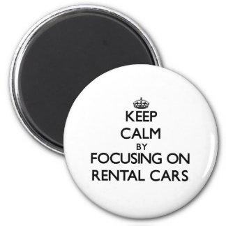 Gardez le calme en se concentrant sur les voitures