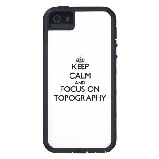 Topographie iphone