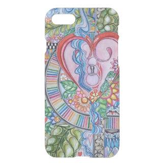 Gardez votre iPhone 7, 6/s, de coeur le cas 5/s Coque iPhone 7