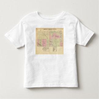 Garfield et comté de Wheeler, Nébraska T-shirt Pour Les Tous Petits