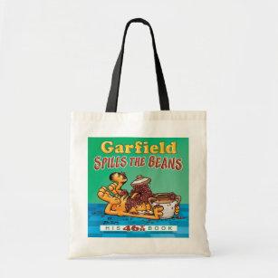 Garfield renverse le sac fourre-tout à haricots