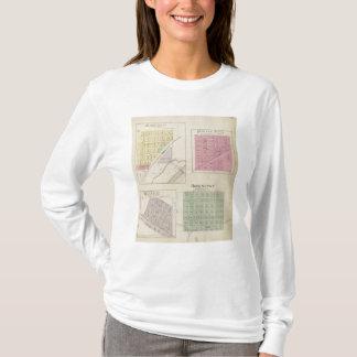 Garfield, roche de Pawnee, Heizer, Hoisington, le T-shirt