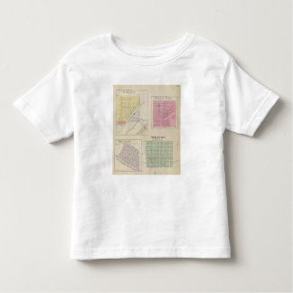 Garfield, roche de Pawnee, Heizer, Hoisington, le T-shirt Pour Les Tous Petits