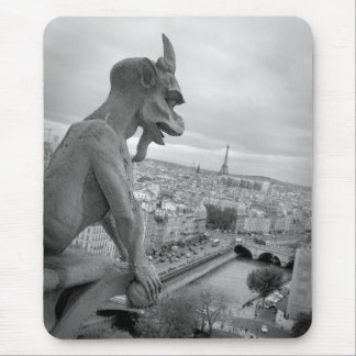 Gargouille Mousepad de Notre Dame Tapis De Souris