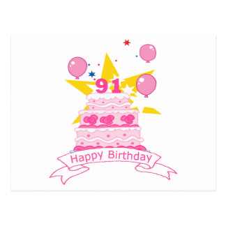Gateau anniversaire 91