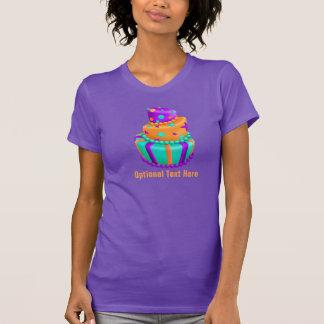 Gâteau de fantaisie en désarroi tshirt