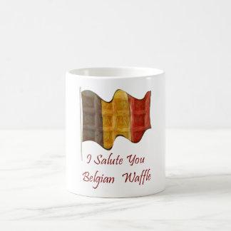 Gaufre belge mug magique
