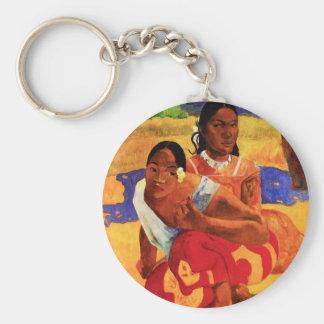 Gauguin quand êtes vous obtenant le porte - clé porte-clés