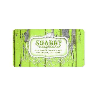 GC het Sjofele Groene Etiket van het Vintage Limoe
