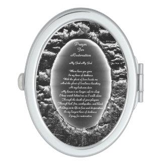 Gebed voor Restauratie Handtas Spiegeltje