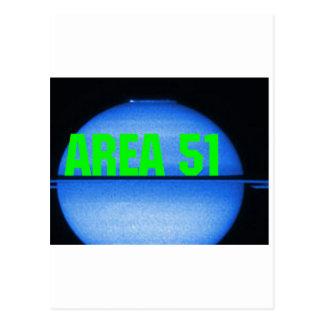 gebied 51 briefkaart
