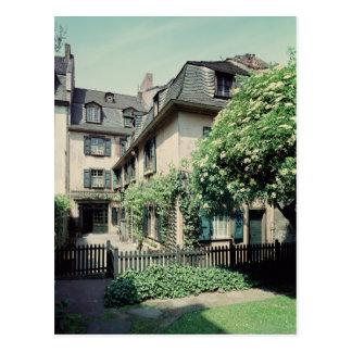 Geboorteplaats van Ludwig van Beethoven Briefkaart
