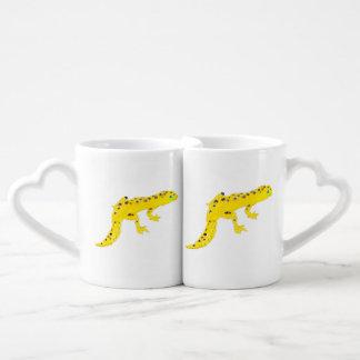 Gecko de léopard mug