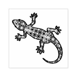 Gecko tribal/lézard de batik