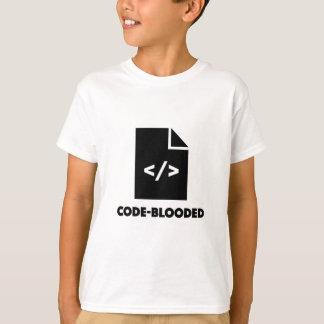 geek de ballot de programmeur de T-shirt de codeur