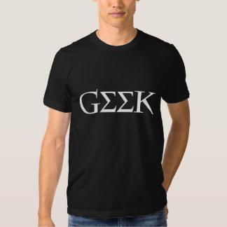 Browse alle tshirts met Geek Designs. Kies een kleur  en personaliseer met eigen tekst.