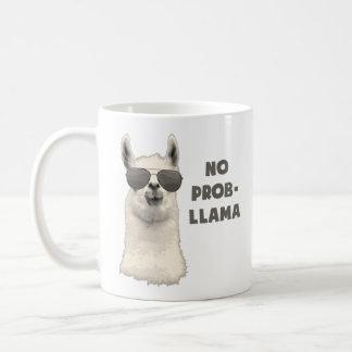 Geen Lama van het Probleem Koffiemok