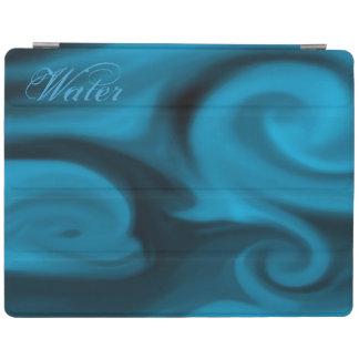 Geest van water iPad cover