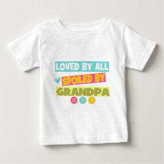 Gehouden van door allen baby t shirts