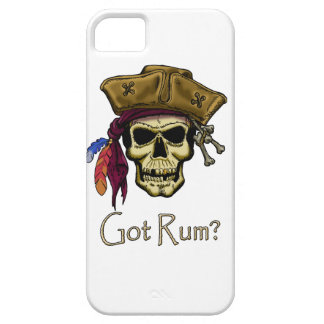 Gekregen Rum? Barely There iPhone 5 Hoesje