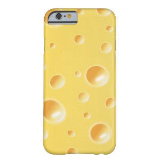 Gele iPhone 6 van de Textuur van de Plak van de Em