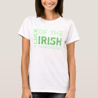 GELUK VAN de IERSE St. Patrick Dag T Shirt