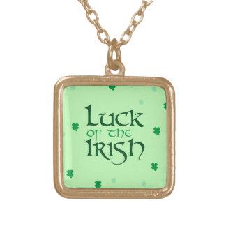 Geluk van het Ierse Gouden Ketting