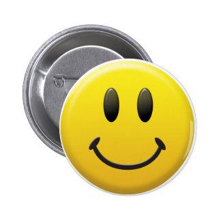 Gelukkig Gezicht Smiley Buttons