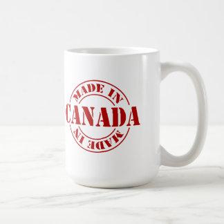 Gemaakt in de Mok van de Dag van Canada Canada