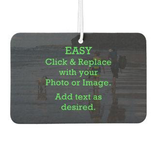 Gemakkelijk klik & vervang Afbeelding om Uw te Auto Luchtverfrissers