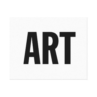 Generisch Art. Canvas Afdruk
