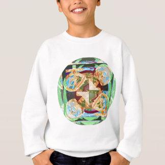 Génétique humaine - symboles changeants de genre sweatshirt