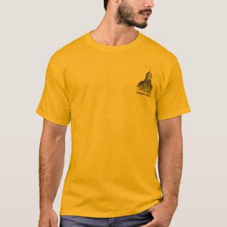 Genghis Khan/chemise de Mongoles T-shirt