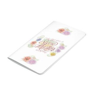 Genre de Jane Austen de journal de poche de jour