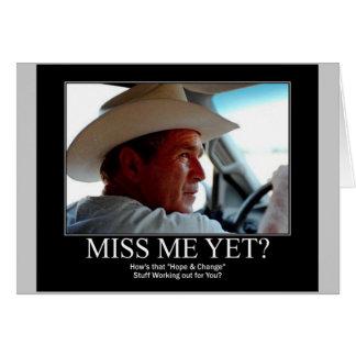 George Bush Carte