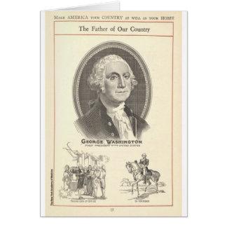 George Washington Carte