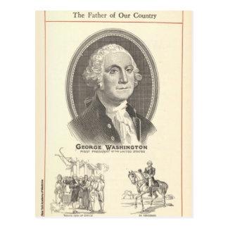 George Washington Carte Postale