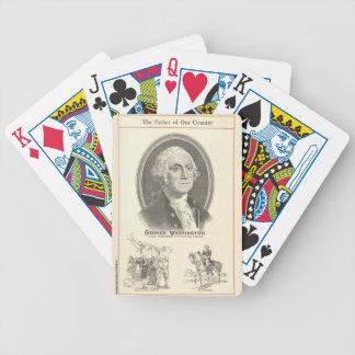 George Washington Jeu De Cartes