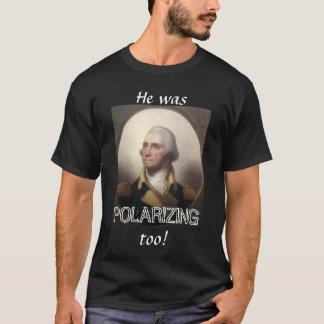 George Washington polarisant (obscurité) T-shirt
