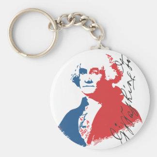 George Washington Porte-clés