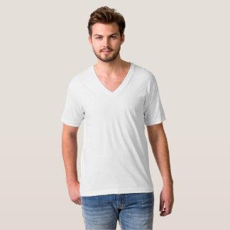 Gepersonaliseerd 2XL V-Hals Shirt