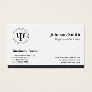 Geregistreerde Adviseur - Professionele Benoeming Visitekaartjes