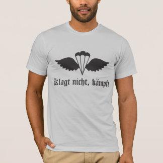 German Paratrooper devise T-shirt