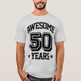 Geweldige 50 Jaar T Shirt