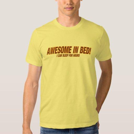 Geweldige in Bed!  Ik kan voor Uren slapen! Tshirt