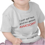 Geweldige T-shirts
