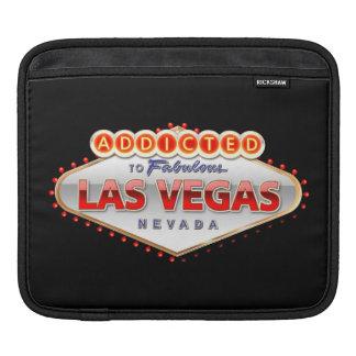 Gewijd het Grappige Teken aan van Las Vegas, iPad Sleeve