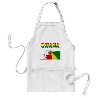 Ghana Standaard Schort