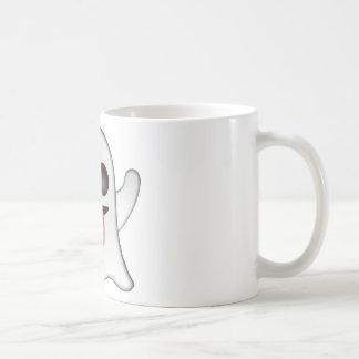 ghost_emoji mug blanc