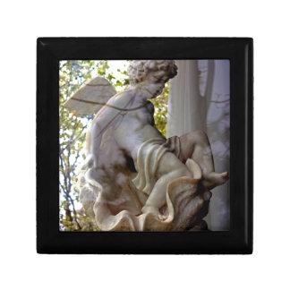 Giftbox de Fenetre de La de Monet Ange Dans Boîte À Souvenirs